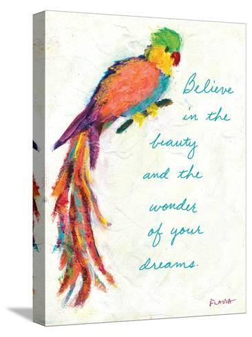 Wonder of Your Dreams-Flavia Weedn-Stretched Canvas Print