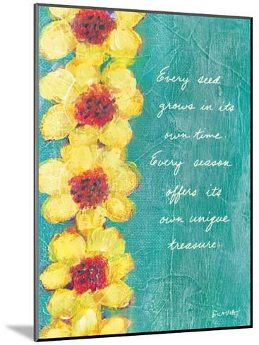 Every Seed Grows-Flavia Weedn-Mounted Giclee Print