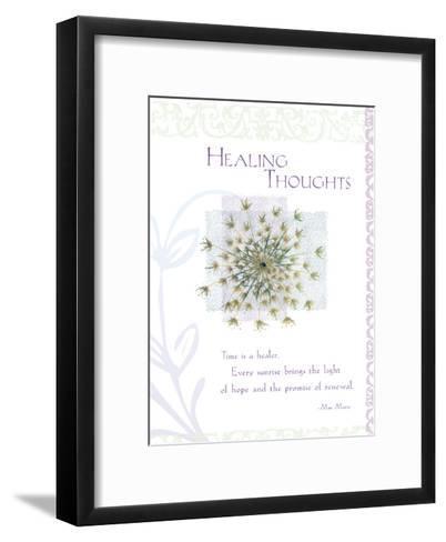 Healing Thoughts--Framed Art Print