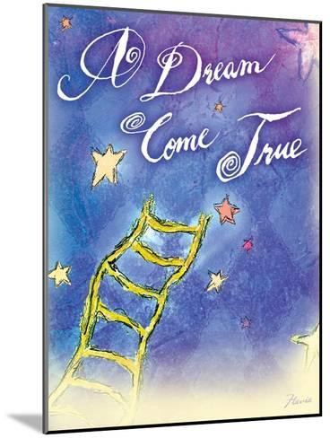 A Dream Come True-Flavia Weedn-Mounted Giclee Print
