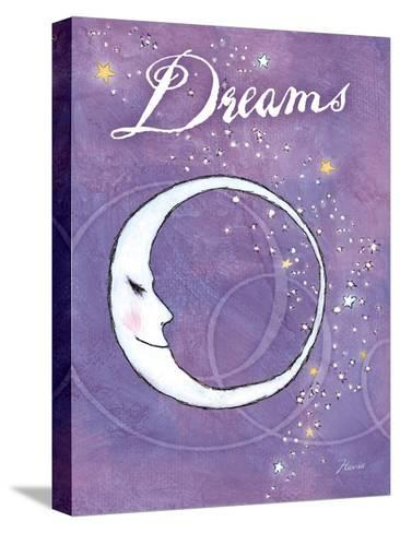 Celestial Dreams-Flavia Weedn-Stretched Canvas Print
