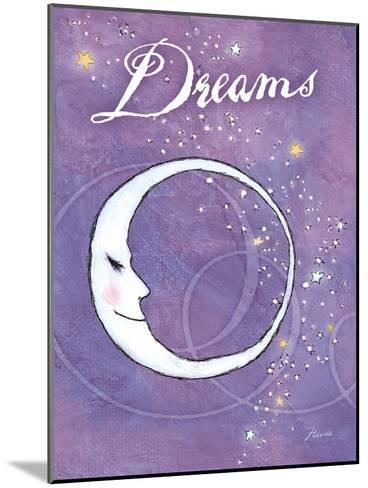 Celestial Dreams-Flavia Weedn-Mounted Giclee Print