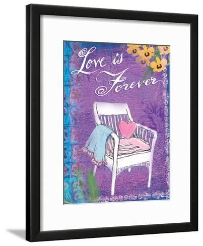 Love is Forever-Flavia Weedn-Framed Art Print