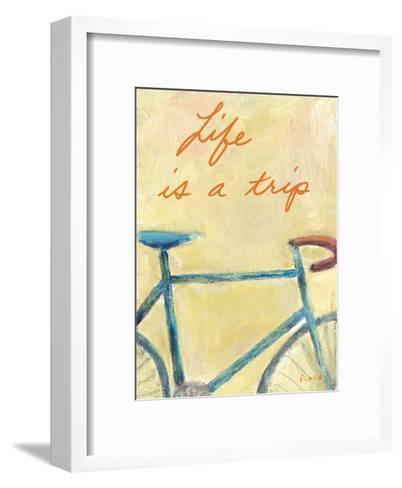 Life is a Trip-Flavia Weedn-Framed Art Print