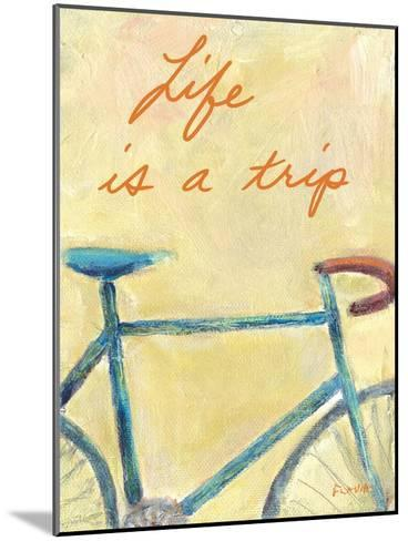 Life is a Trip-Flavia Weedn-Mounted Giclee Print