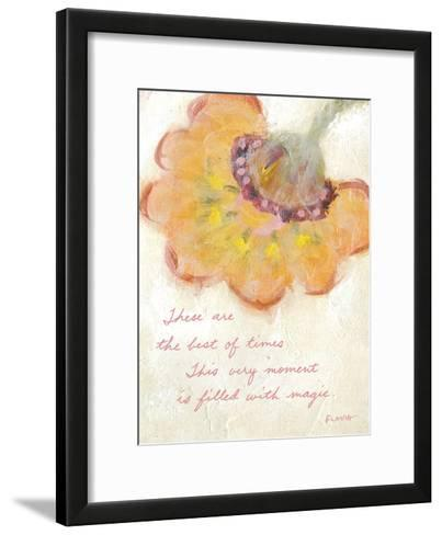 The Best of Times-Flavia Weedn-Framed Art Print