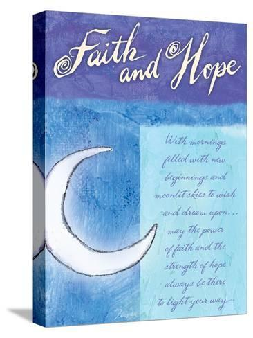 Faith and Hope-Flavia Weedn-Stretched Canvas Print