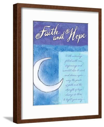 Faith and Hope-Flavia Weedn-Framed Art Print