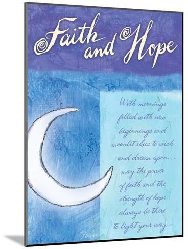 Faith and Hope-Flavia Weedn-Mounted Giclee Print