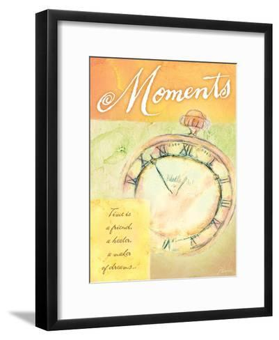 Time is a Friend-Flavia Weedn-Framed Art Print