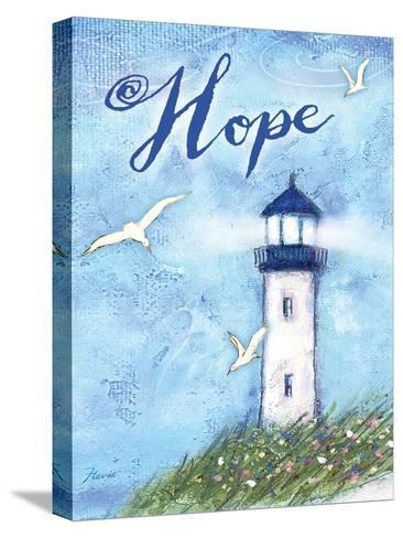 Hope's Beacon-Flavia Weedn-Stretched Canvas Print