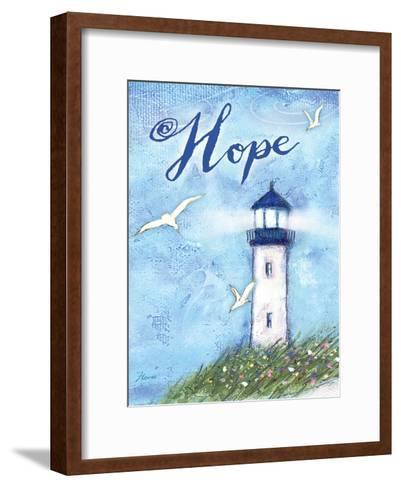 Hope's Beacon-Flavia Weedn-Framed Art Print