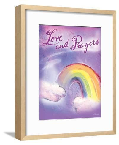 Love and Prayers-Flavia Weedn-Framed Art Print