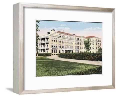 Providence Infirmary Mobile Alabama--Framed Art Print