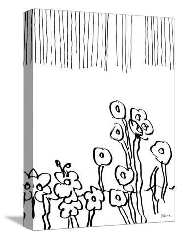 Summer Rain-Flavia Weedn-Stretched Canvas Print