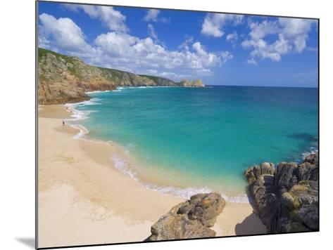 Porthcurno Beach, Cornwall, England, United Kingdom, Europe-Neale Clark-Mounted Photographic Print