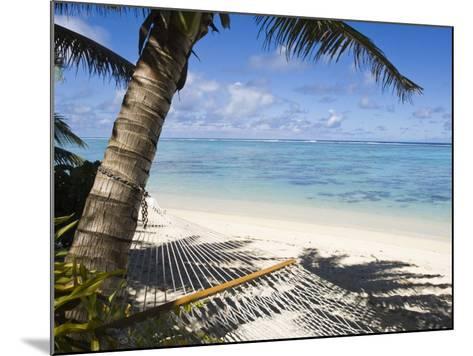Rarotonga, Cook Islands, South Pacific, Pacific-Michael DeFreitas-Mounted Photographic Print
