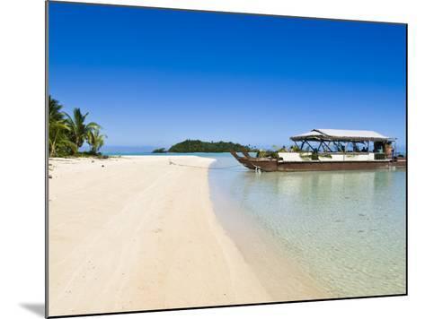 Aitutaki, Cook Islands, South Pacific, Pacific-Michael DeFreitas-Mounted Photographic Print