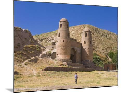 Fortress of Hissar, Tajikistan, Central Asia-Michael Runkel-Mounted Photographic Print