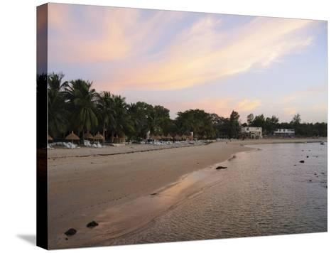 Sunset at Saly, Senegal, West Africa, Africa-Robert Harding-Stretched Canvas Print