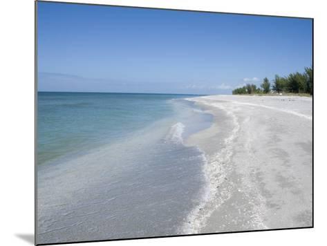 Beach Covered in Shells, Captiva Island, Gulf Coast, Florida, United States of America-Robert Harding-Mounted Photographic Print