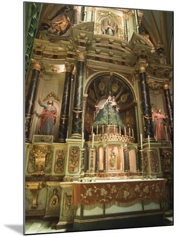 Basilica Cathedral of Lima, Lima, Peru, South America-Michael DeFreitas-Mounted Photographic Print