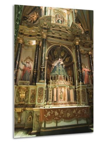Basilica Cathedral of Lima, Lima, Peru, South America-Michael DeFreitas-Metal Print