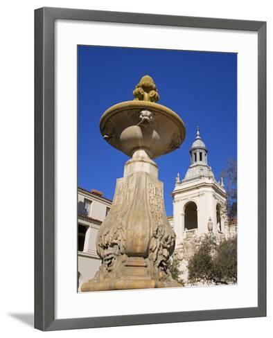 City Hall, Pasadena, Los Angeles, California, United States of America, North America-Richard Cummins-Framed Art Print
