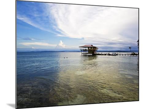 Carenero Island (Isla Carenero), Bocas Del Toro Province, Panama, Central America-Jane Sweeney-Mounted Photographic Print