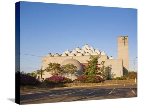 New Cathedral (Nueva Catedral), Managua, Nicaragua, Central America-Jane Sweeney-Stretched Canvas Print