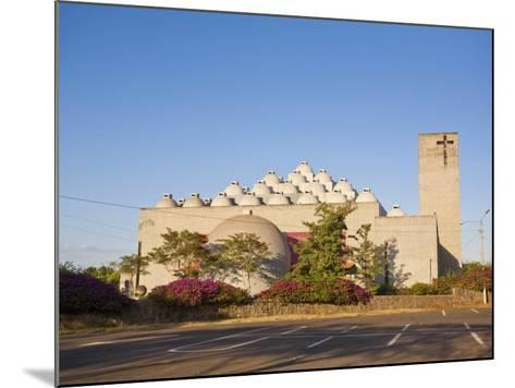 New Cathedral (Nueva Catedral), Managua, Nicaragua, Central America-Jane Sweeney-Mounted Photographic Print