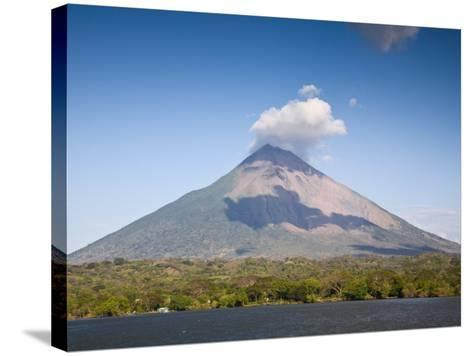 Conception Volcano, Ometepe Island, Nicaragua, Central America-Jane Sweeney-Stretched Canvas Print
