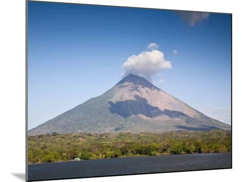 Conception Volcano, Ometepe Island, Nicaragua, Central America-Jane Sweeney-Mounted Photographic Print