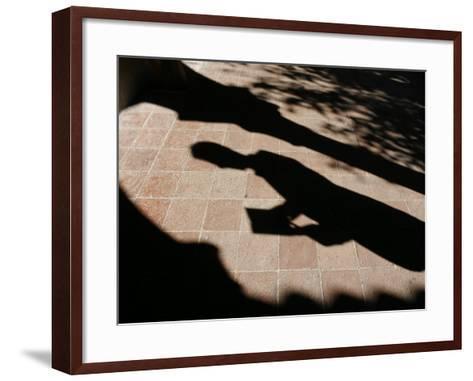 Bible Reading, New York, United States of America, North America-Godong-Framed Art Print