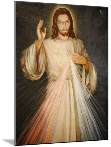 Merciful Christ, Paris, France, Europe-Godong-Mounted Photographic Print