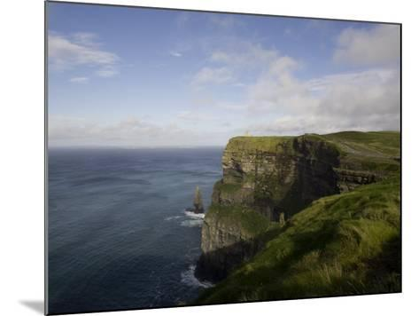 Cliffs of Moher, County Clare, Munster, Republic of Ireland, Europe-Oliviero Olivieri-Mounted Photographic Print