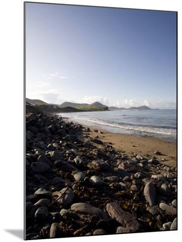 Waterville Sea Front, Waterville, County Kerry, Munster, Republic of Ireland, Europe-Oliviero Olivieri-Mounted Photographic Print