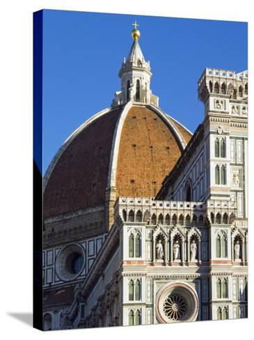Duomo (Cathedral), Florence (Firenze), UNESCO World Heritage Site, Tuscany, Italy, Europe-Nico Tondini-Stretched Canvas Print