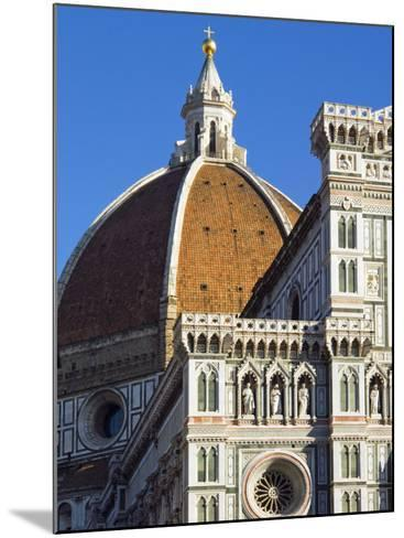 Duomo (Cathedral), Florence (Firenze), UNESCO World Heritage Site, Tuscany, Italy, Europe-Nico Tondini-Mounted Photographic Print