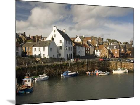 Harbour, Crail, Fife, Scotland, United Kingdom, Europe-Richard Maschmeyer-Mounted Photographic Print