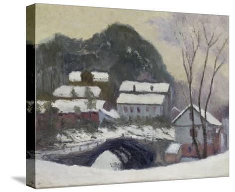 Sandviken, Norvega, 1895-Claude Monet-Stretched Canvas Print