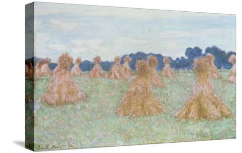 Les Demoiselles de Giverny, 1894-Claude Monet-Stretched Canvas Print