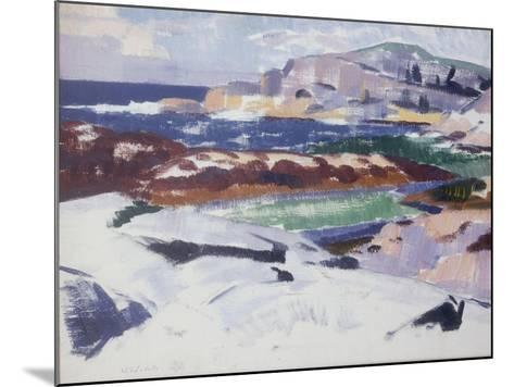 Iona, Port Ban-Francis Campbell Boileau Cadell-Mounted Giclee Print