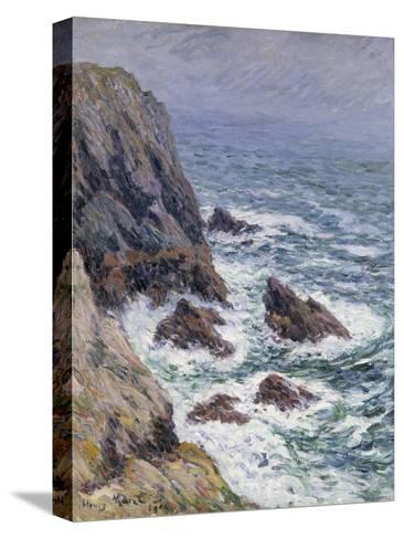 L'Ile de Groix, 1904-Henry Moret-Stretched Canvas Print