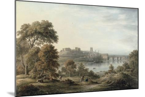 View of Chester-John Glover-Mounted Giclee Print