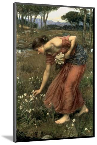 Narcissus, 1912-John William Waterhouse-Mounted Giclee Print