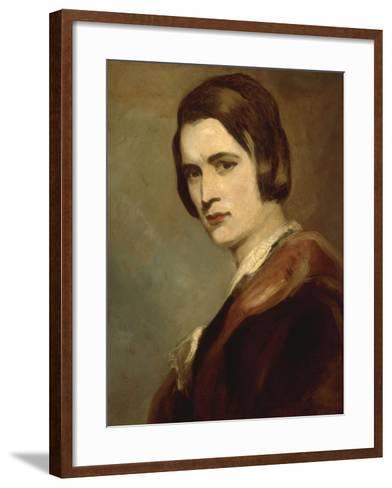 Portrait of the Artist, c.1841-Richard Dadd-Framed Art Print