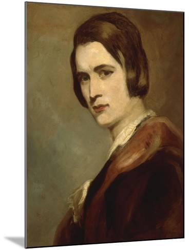 Portrait of the Artist, c.1841-Richard Dadd-Mounted Giclee Print