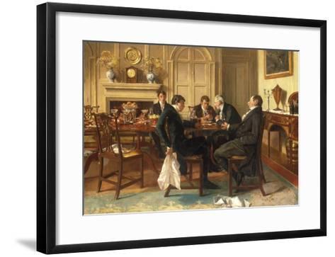 The Cellar's Best-Walter Dendy Sadler-Framed Art Print