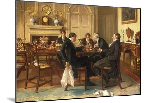 The Cellar's Best-Walter Dendy Sadler-Mounted Giclee Print